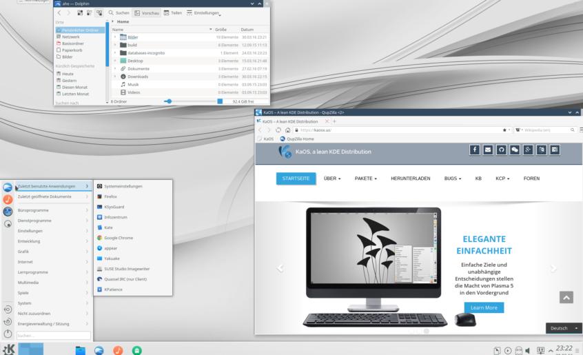 Choix d'une distribution GNU/Linux